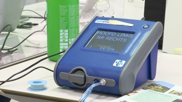 """""""Le PortaCount ne sert pas à faire le test d'efficacité de la membrane filtrante"""""""
