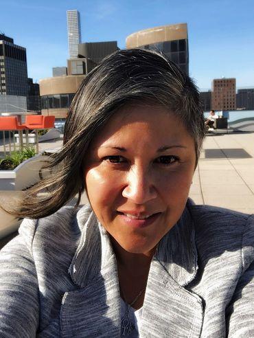 Karine Nguyen aux Etats-Unis