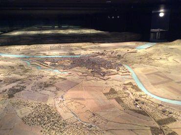 Plan-relief de Namur