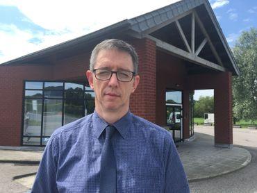 Le directeur de L'intercommunale Hygea Jacques De Morteel