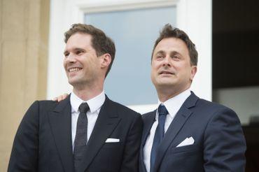 Gauthier Destenay, le mari du premier ministre luxembourgeois Xavier Bettel.