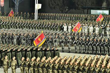 Pyongyang, le 14 janvier 2021