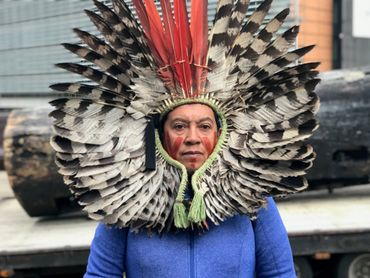 Les indigènes du Brésil appellent le Parlement européen à ne pas ratifier l'accord de libre-échange avec le Mercosur