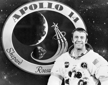 Alan Shepard en 1970