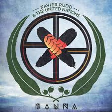 "Xavier Rudd & The United Nations; 'Nanna"" (V2 Records)"