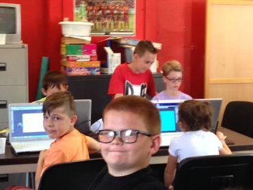 """Quaregnon : des """" Ateliers geek """" soutenus par Google"""