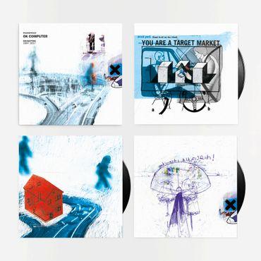 11 titres en plus sur l'édition 20e anniversaire d''Ok Computer' de Radiohead