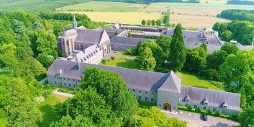 L'abbaye de Scourmont (Chimay)