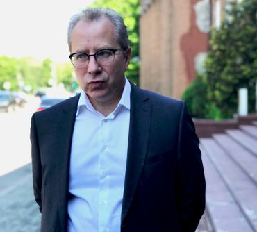 Alexander Roblinov, Vice-Président de la région de Kaliningrad