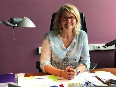 Nathalie Degueldre, Directrice du collège épiscopale du Sartay