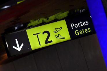 Le nouveau terminal de l'aéroport de Charleroi est désormais accessible