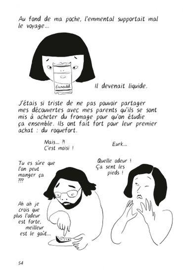 """""""Banana Girl"""" : la double culture"""
