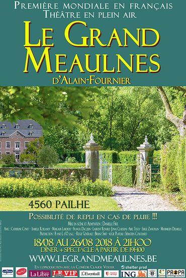 """8 représentations exceptionnelles dans le domaine du Château des Goffes de Pailhe, dit """" Le Domaine des Roses """"."""