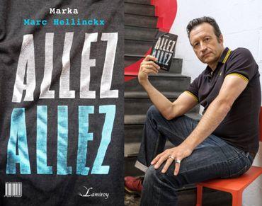 Marka et son livre sur Allez Allez