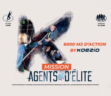 Allez avec vos amis tenter l'aventure Koezio