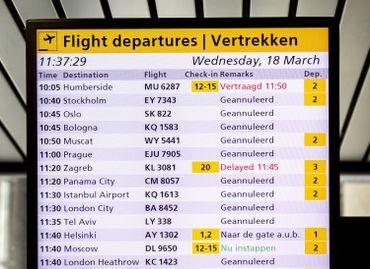 Depuis la mi-mars, les annulations de vol se sont enchaînées.