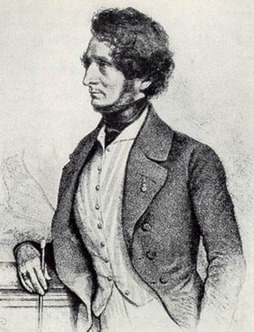 Berlioz in 1845