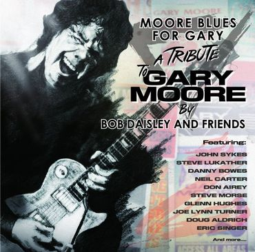 Un nouvel album Tribute à Gary Moore