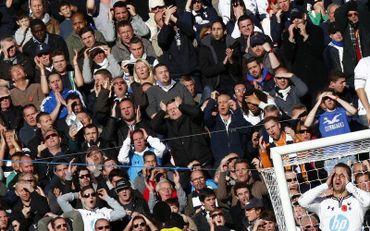 Toute la détresse devant les occasions manquées par Tottenham