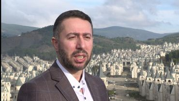 Le vice-président du groupe Mezher Yerdelen entend terminer son projet coûte que coûte.