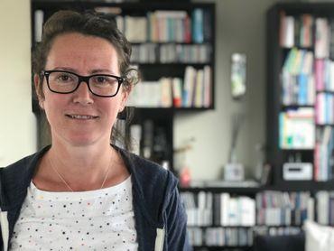 Sandrine Roginsky, professeur de communication à l'UCL