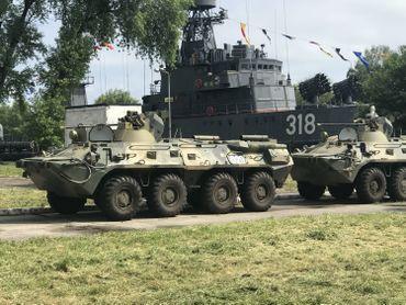 Kaliningrad: une enclave très militaire