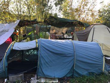 Charleroi : Le froid fait mal aux SDF qui refusent les centres d'accueil.