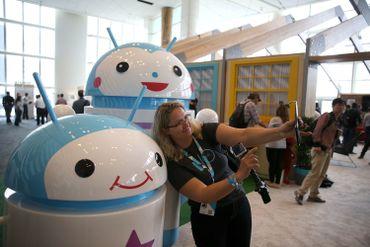 Tous terminaux confondus, C'est Android qui prend la tête avec plus de 50% du marché