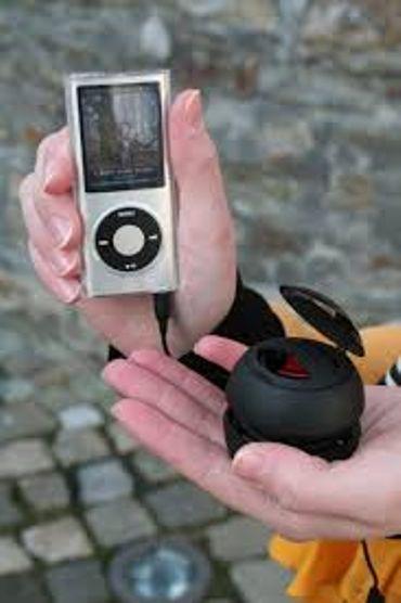 Pour découvrir la région de Saint-Vith et Amblève, la simple location d'un iPod ou le téléchargement d'une application gratuite pour votre Smartphone suffisent !