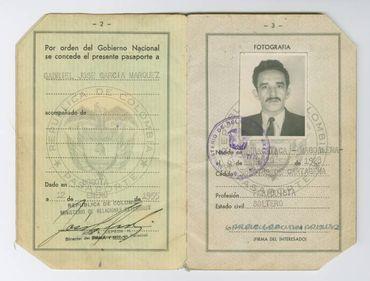 Gabriel García Márquez Papers, 1930s-2014 (bulk 1966-2006)