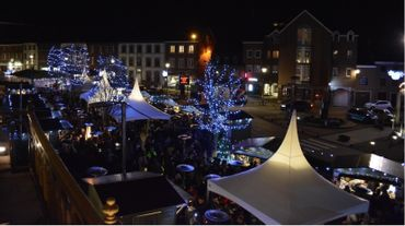 Aubel: un vrai village gourmand de Noël
