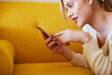 Les achats beauté en ligne désormais incontournables.
