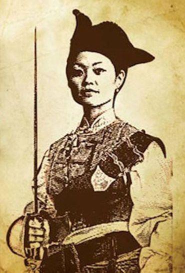 Portrait d'été : découvrez Chung Shih, la plus grande Pirate de l'histoire