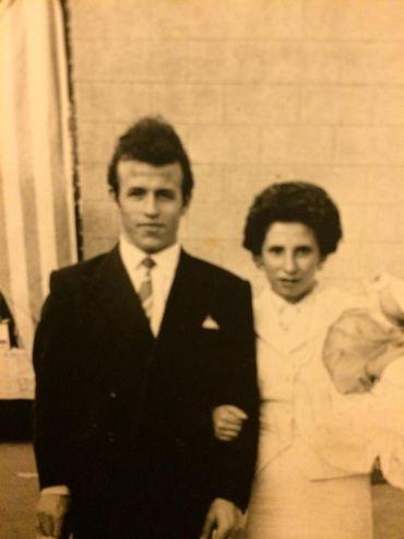 Deux ans après avoir quitté la Sicile, Guiseppe épouse sa fiancée et fonde sa famille en Belgique