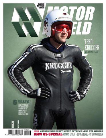 Fred Krugger, créateur de motos d'exception - La Belge histoire dans 7 à la Une