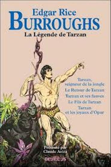« La légende de Tarzan» d'Edgar Rice Burroughs  – Ed Omnibus