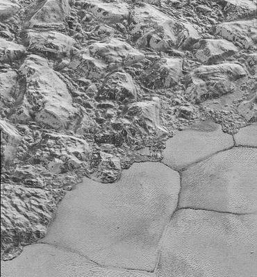 Il y a des océans sur Pluton, découverte incroyable de New Horizons