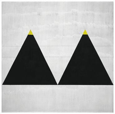 "Agnes Martin, ""Untitled #1,"" 2003"