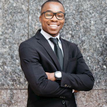 Thobile Ndzimande, 24 ans, travaille dans la finance.