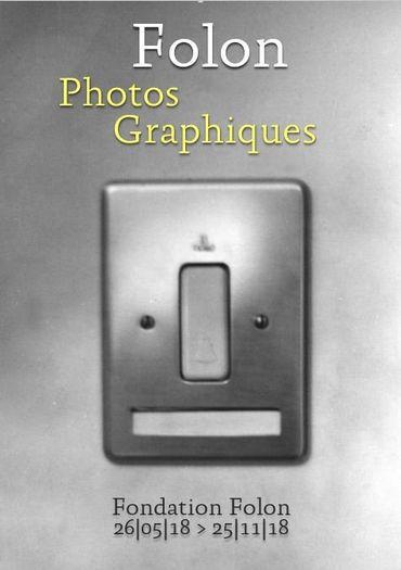 Exposition : Les Photos Graphiques de Jean-Michel Folon