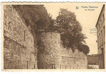 Original ! Visitez les remparts de Binche