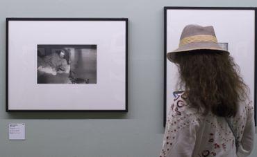 Robert Frank était à l'affiche d'une exposition à Arles en été 2018