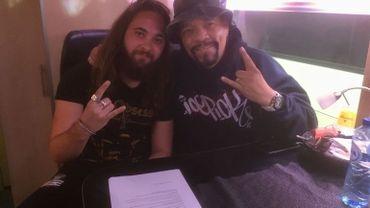 Body Count avec D.Lombardo de Slayer