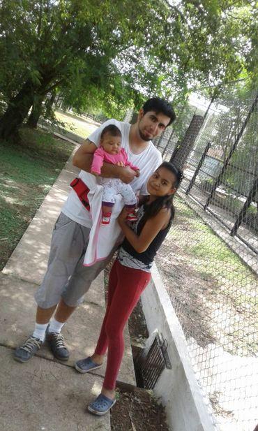 Aminto et sa petite famille