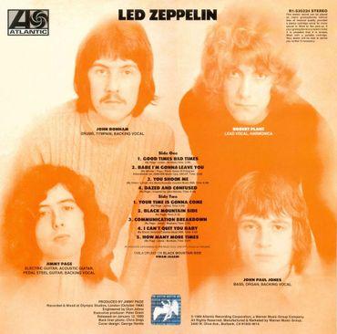 50 ans de Led Zeppelin