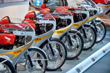 Toutes ces machines ont été championnes du monde dans les années 60