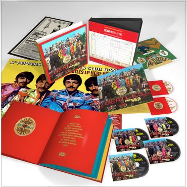 Les 50 ans de Sgt. Pepper