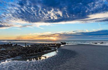 Les plages de Dunkerque gardent les traces de cet événement majeur de l'histoire de la seconde guerre mondiale