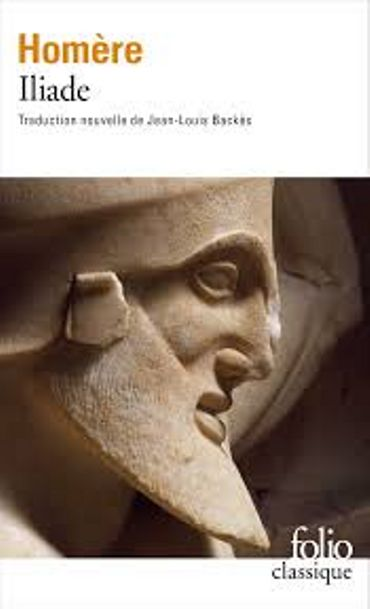 """l'Illiade"" de Homère chez Folio"