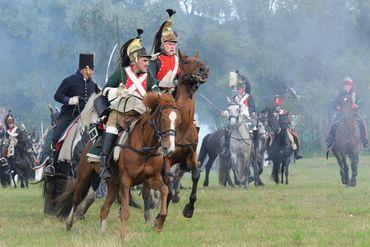 Le site du champ de bataille de Waterloo et de ses fermes s'étend sur un peu plus de 2500 hectares.